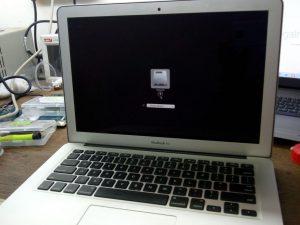 MacBook Air Backlight problem