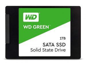 Western Digital 1 TB SATA SSD