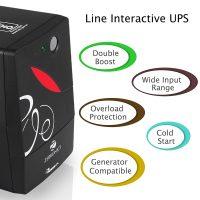 Zebronics UPS U725 600 VA 2