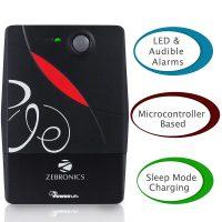 Zebronics UPS U725 600 VA 4