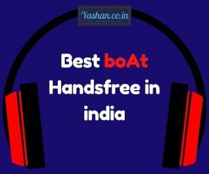 boAt handsfree Audio headsets